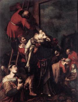 Ambrosius Descent From The Cross