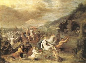 Triumph Of Amphrite