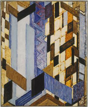 Frantisek Kupka : Vertical and Diagonal Planes