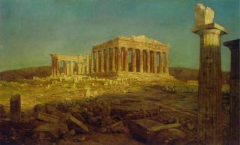 Frederic Edwin Church : The Parthenon