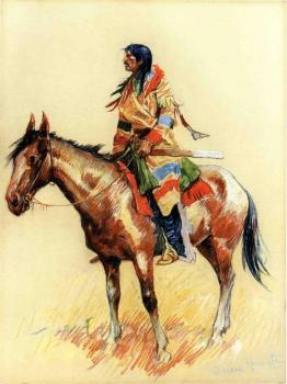 Frederic Remington : A Breed