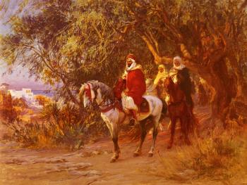 Frederick Arthur Bridgman : The Return