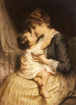 Frederick Morgan : Motherly Love