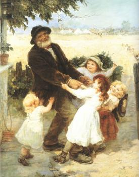 Frederick Morgan : off to the fair