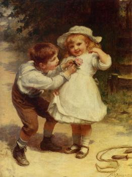Frederick Morgan : Sweethearts
