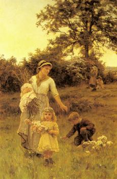 Frederick Morgan : The Garland