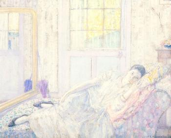 Frederick Carl Frieseke : Rest