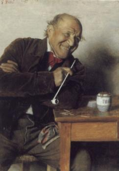 Gaetano Bellei : A Good Smoke