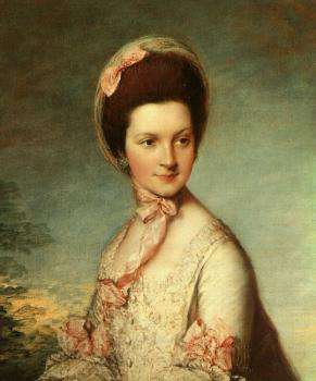 Portrait of Henrietta Vernon (Lady Grosvenor, wife of Richard, first Earl Grosvenor)