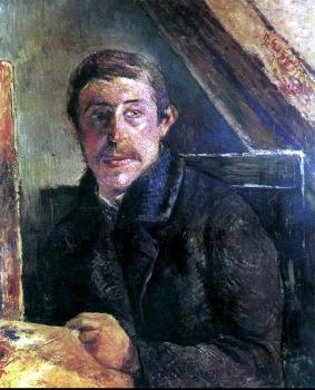 Paul Gauguin : Self-Portrait
