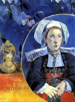 Paul Gauguin : The Beautiful Angele