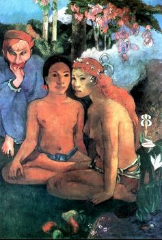 Paul Gauguin : Cruel Tales