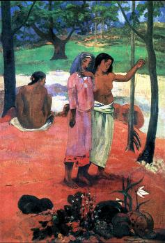 Paul Gauguin : The Call