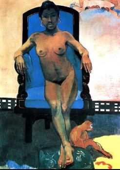 Paul Gauguin : Annah the Javanese