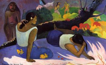 Paul Gauguin : Arearea no varua ino