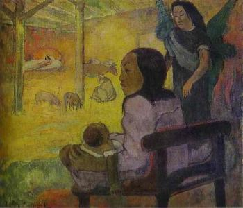 Paul Gauguin : Baby
