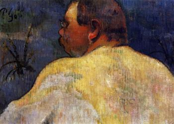 Paul Gauguin : Captain Jacob