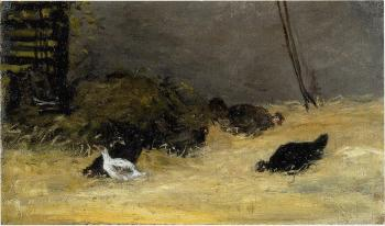 Paul Gauguin : Chicken Coup