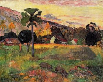 Paul Gauguin : Come Here