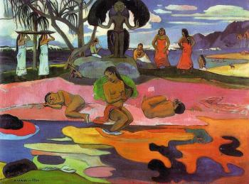 Paul Gauguin : Day of the Gods