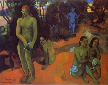 Paul Gauguin : Delectable Waters
