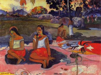 Paul Gauguin : Delightful Drowsiness