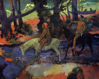 Paul Gauguin : Flight