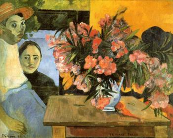 Paul Gauguin : Flowers of France