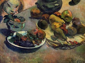 Paul Gauguin : Fruit