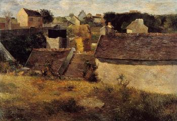 Paul Gauguin : Houses, Vaugirard