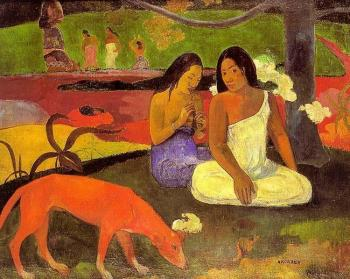 Paul Gauguin : Joyousness