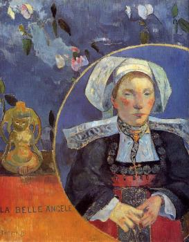 Paul Gauguin : La Belle Angele