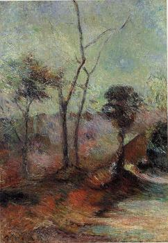 Paul Gauguin : Landscape