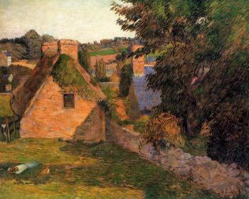 Paul Gauguin : Lillichon Field