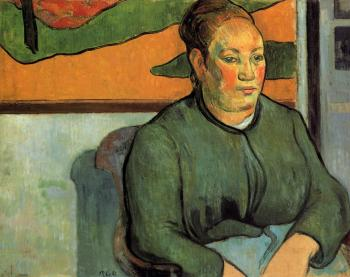 Paul Gauguin : Madame Roulin