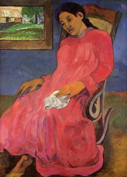 Paul Gauguin : Melancholy