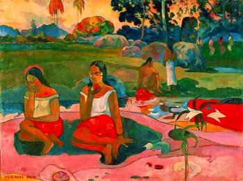 Paul Gauguin : Miraculous Source
