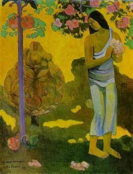 Paul Gauguin : Month of Maria