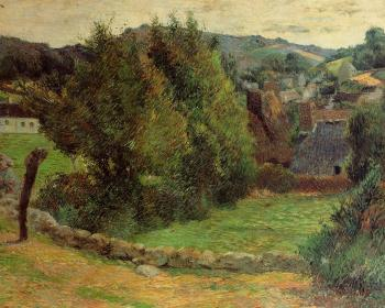 Paul Gauguin : Mount Sainte-Marguerite