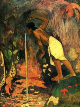Paul Gauguin : Mysterious Water