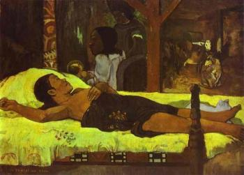 Paul Gauguin : Nativity