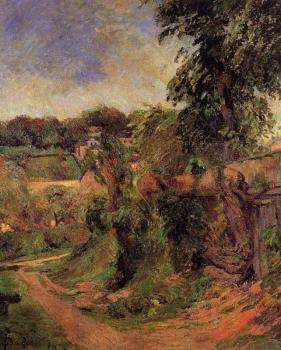 Paul Gauguin : Near Rouen II