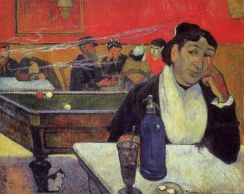 Paul Gauguin : Night Cafe at Arles II