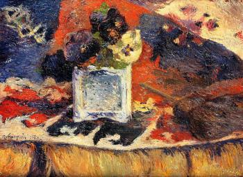 Paul Gauguin : Pansies