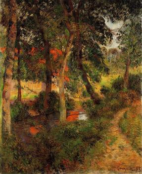 Paul Gauguin : Pere Jean's Path