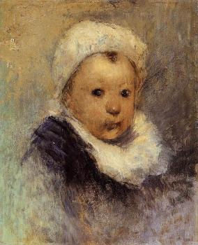 Paul Gauguin : Portrait of a Child