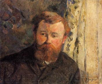 Paul Gauguin : Portrait of Achille Granchi-Taylor