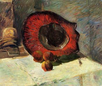 Paul Gauguin : Red Hat
