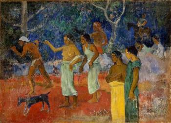Paul Gauguin : Scenes from Tahitian Live