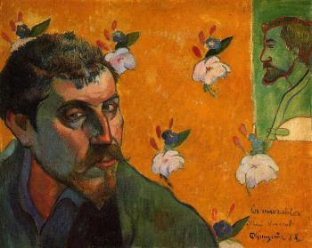 Paul Gauguin : Self Portrait, Les Miserables